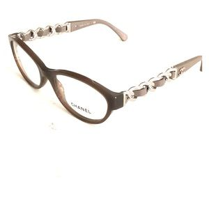 Chanel Women 3223-Q Reading Eyeglasses LT Brown